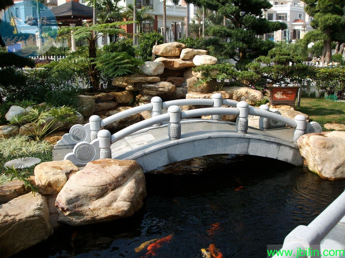 供应信息 金碧林水族用品有限公司 园林式锦鲤鱼池过滤系统工程方案图片