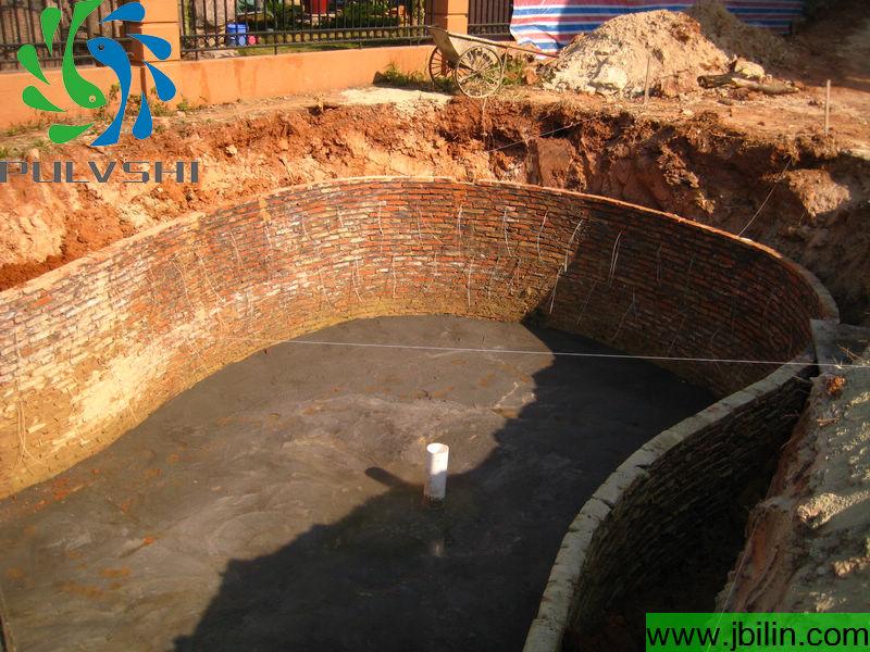 洗车场排水设计图展示图片